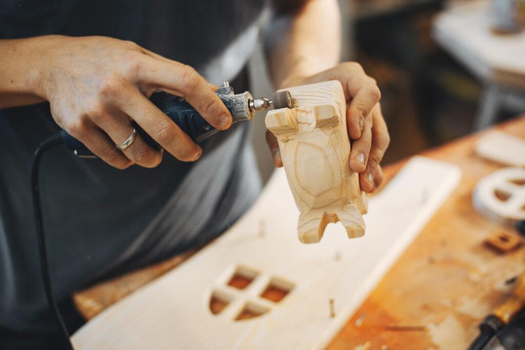 curso talla madera madrid